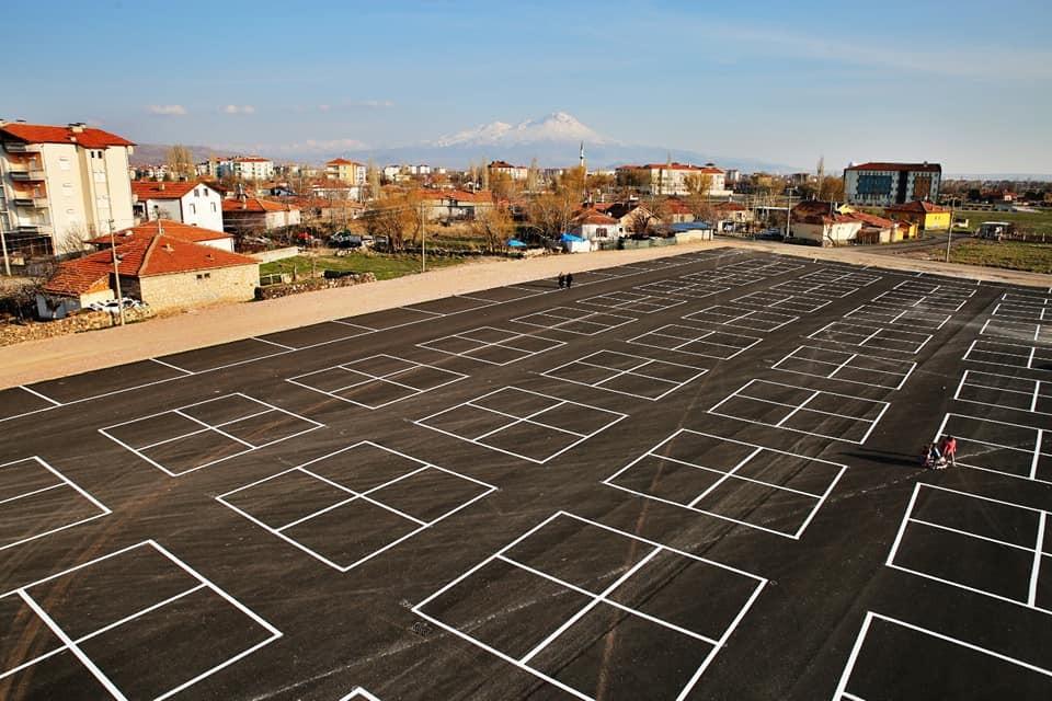 Aksaray'da çok amaçlı pazar yeri kurulacak