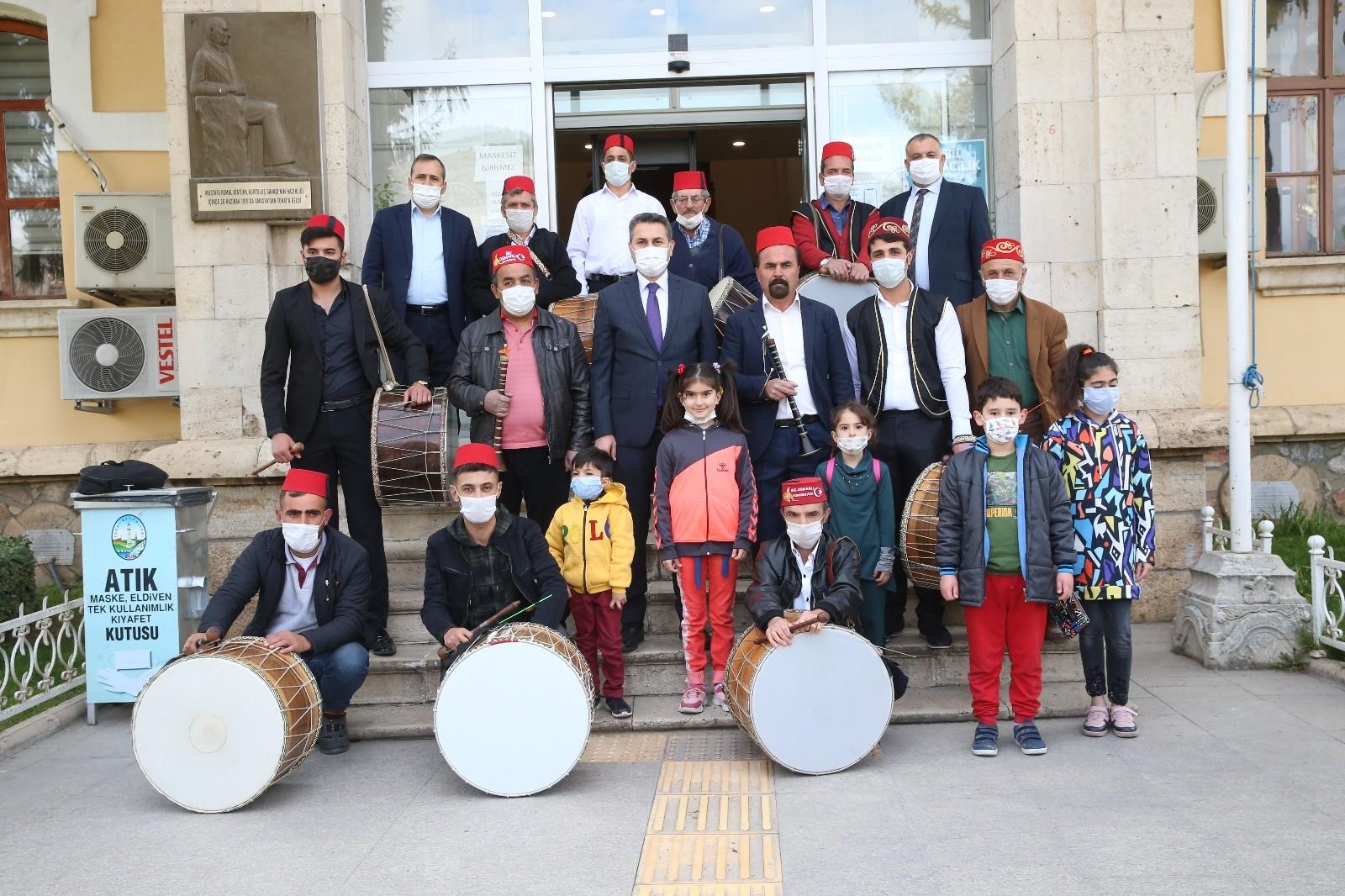 """Tokat'ta çocuklara """"ilk orucum"""" projesi kapsamında hediye verilecek"""
