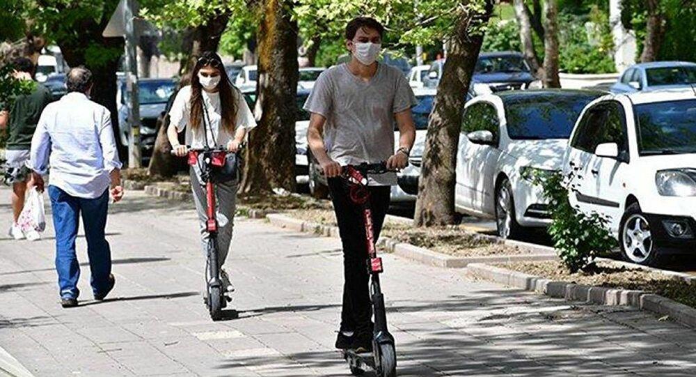 Resmi Gazete'de yayımlandı: Elektrikli Scooterler için yeni dönem! Akrobatik hareketler yapmak yasaklandı!