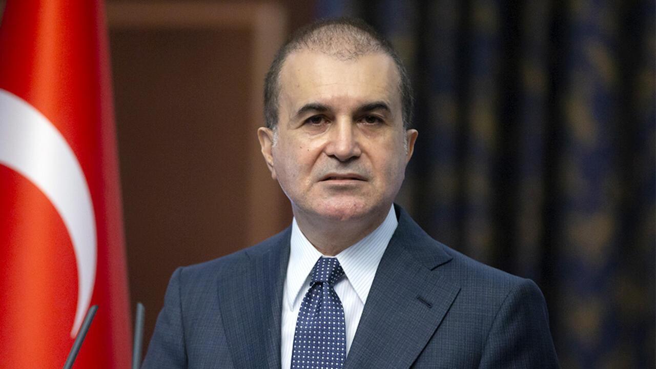 Ak Parti Sözcüsü Ömer Çelik, Adil Karaismailoğlu'na başsağlığı diledi