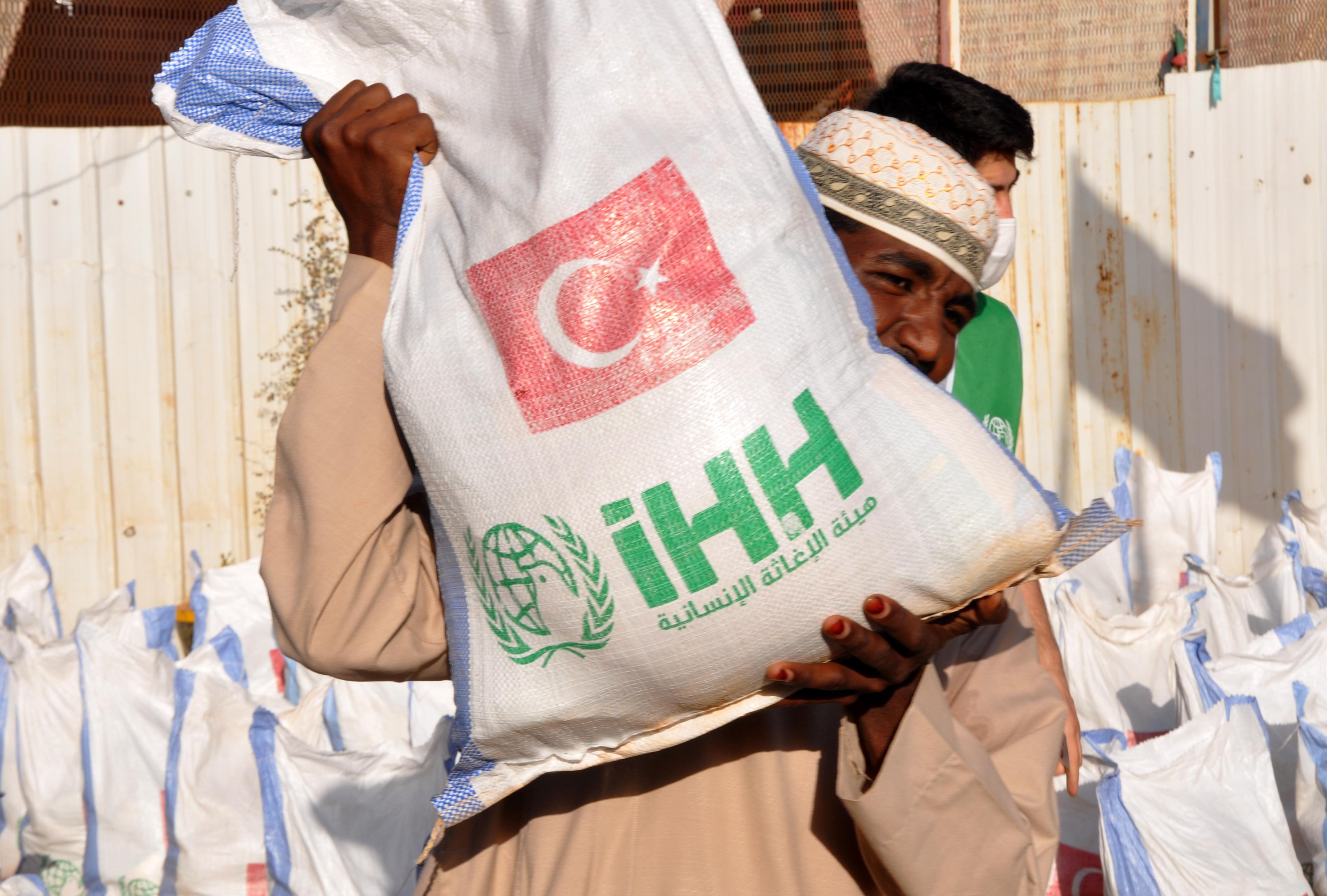 İHH Ramazan ayında Sudan'daki ihtiyaç sahiplerini unutmadı