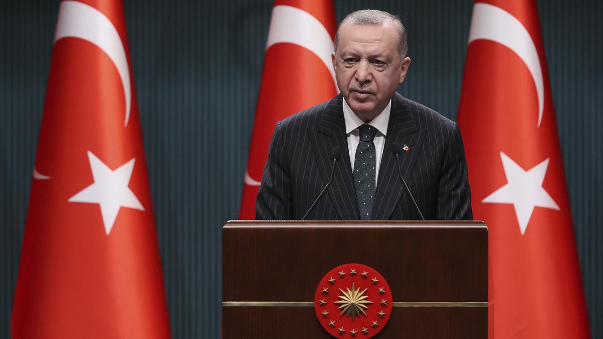 SON DAKİKA! Cumhurbaşkanı Erdoğan'dan İtalya Başbakanı Mario Draghi'ye sert sözler!
