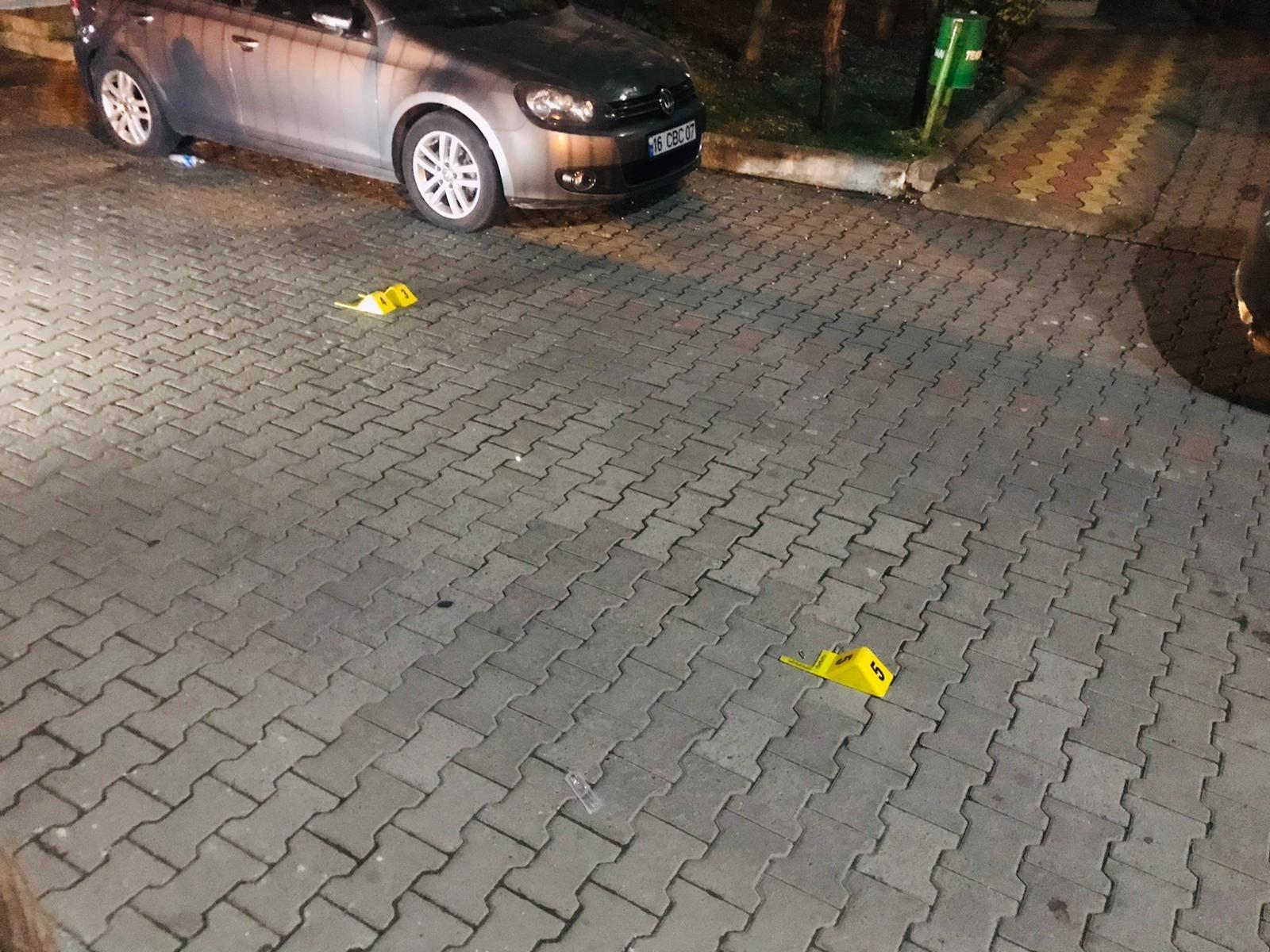 Diyarbakır'da site sakiniyle site yöneticisi arasındaki tartışma silahlı kavgaya dönüştü!