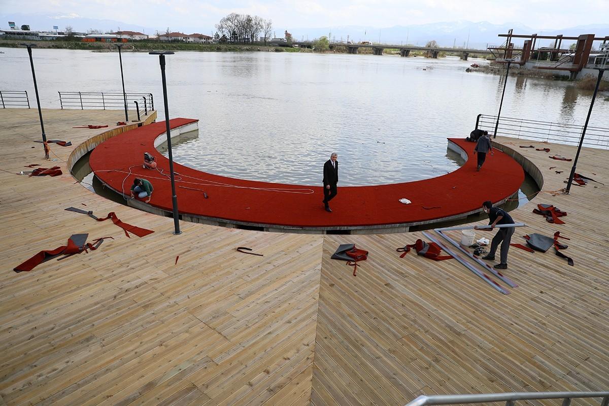 Sakarya Park'a vatandaşlar yaz aylarında kavuşacak