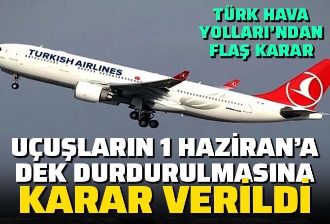 SON DAKİKA! Türk Hava Yolları'ndan flaş Rusya kararı: Uçuşlar 1 Haziran'a dek durduruldu!