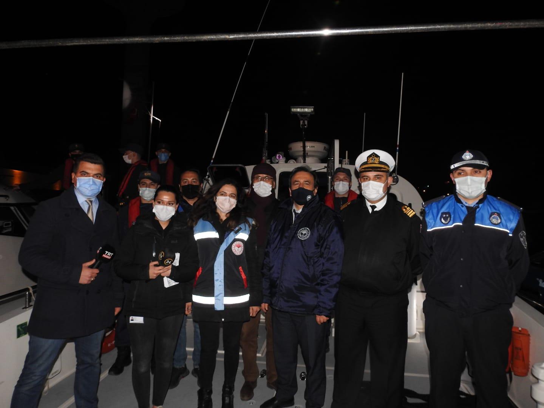 Av sezonunda kuralları yok sayanlara ceza yağdı! İstanbul'da yasa dışı balık avcılığına 11 milyon lira ceza kesildi