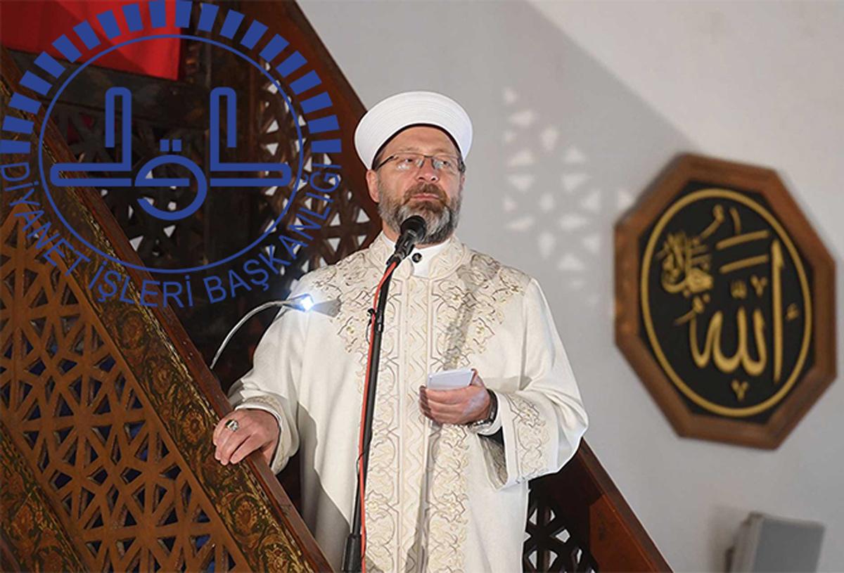 16 Nisan 2021 Cuma hutbesinin konusu: Şifa Ayı Ramazan
