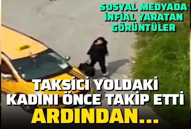 Twitter'de #tacizcitaksicitutuklansın etiketiyle gündem oldu! Mersin'de dehşet veren olay: Güpegündüz, sokak ortasında taciz!