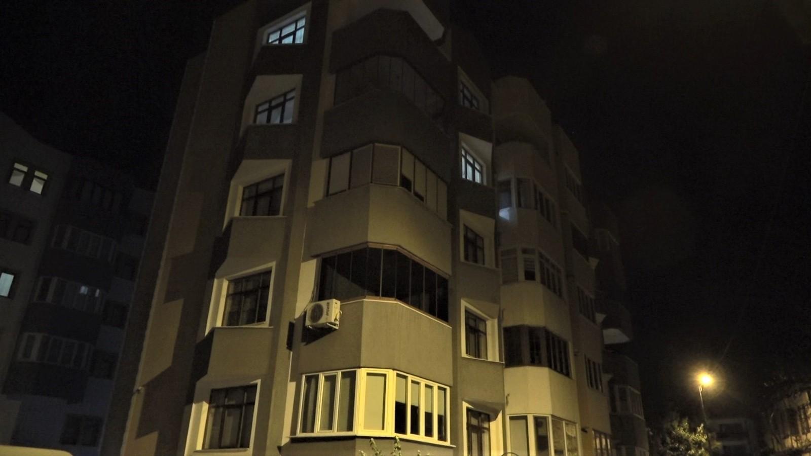 Safranbolu'da koronavirüs paniği! 5 katlı apartman komple karantinaya alındı