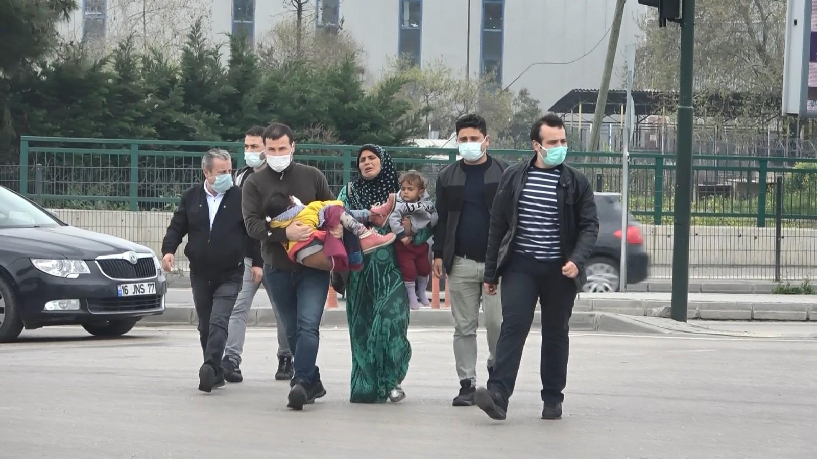 Bursa'da duygu sömürüsü yapan dilencilere operasyon!