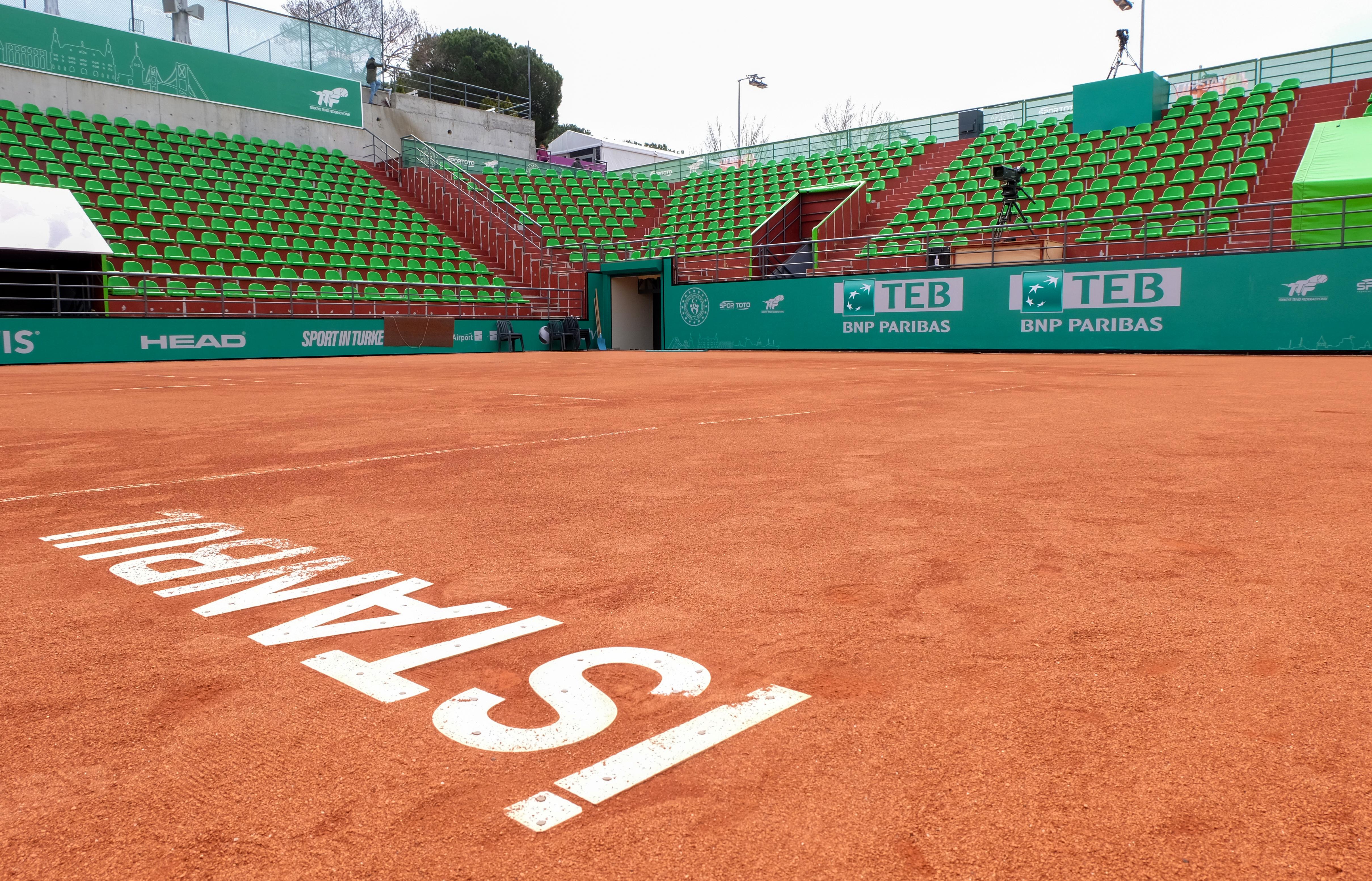 İstanbul'da tenis heyecanı! 19-25 Nisan'da düzenlenecek turnuvanın basın toplantısı gerçekleştirildi
