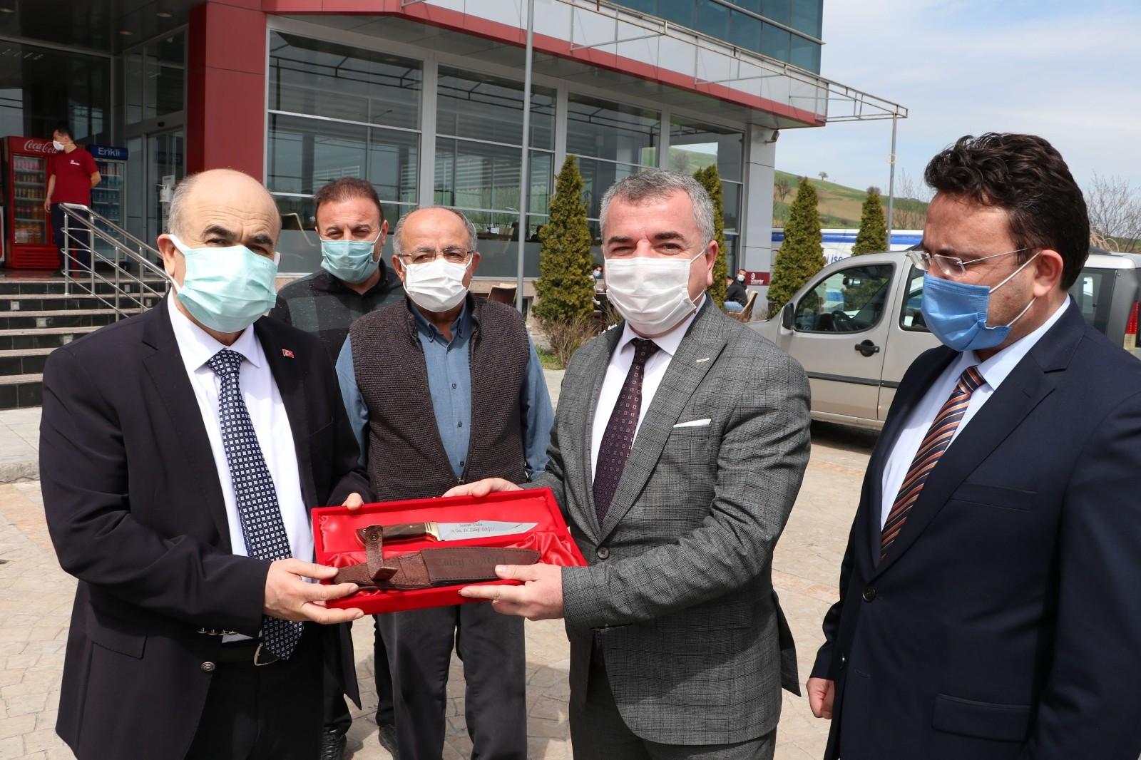 Samsun Valisi, aşı sırası gelenlerin gecikmeden yaptırmaları gerektiğini vurguladı