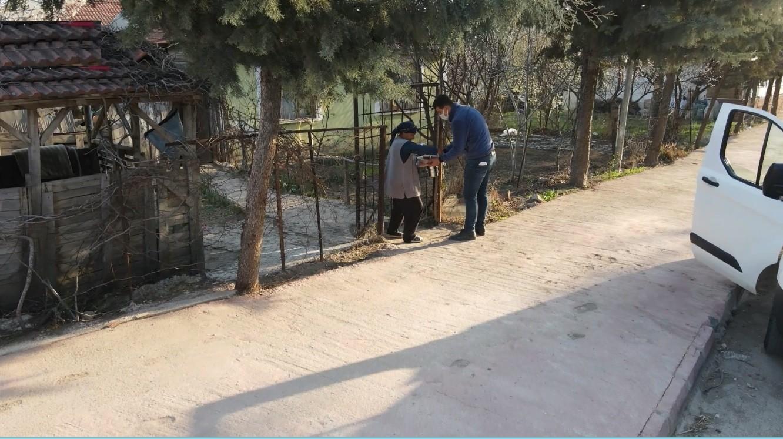 Amasya'daki aşevi sayesinde günlük bin kişi doyuyor