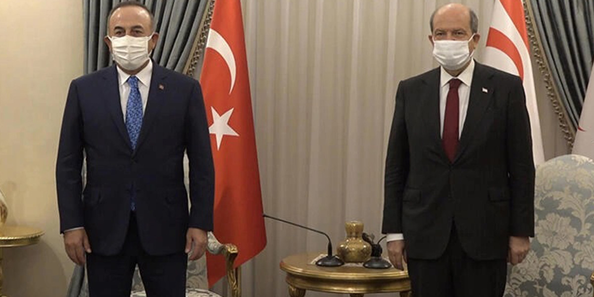 KKTC Cumhurbaşkanı Tatar: Dendias haddini aştı!