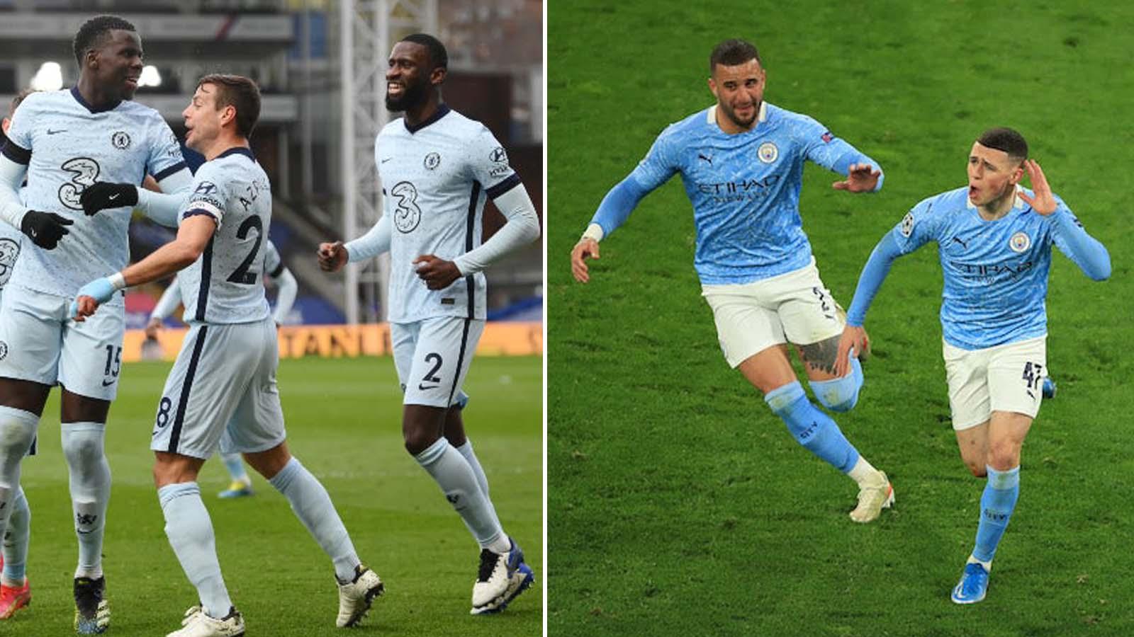 F.A.  Cup'ta yarı final heyecanı: Chelsa- Manchester City'yi Ziyech'in golüyle geçti