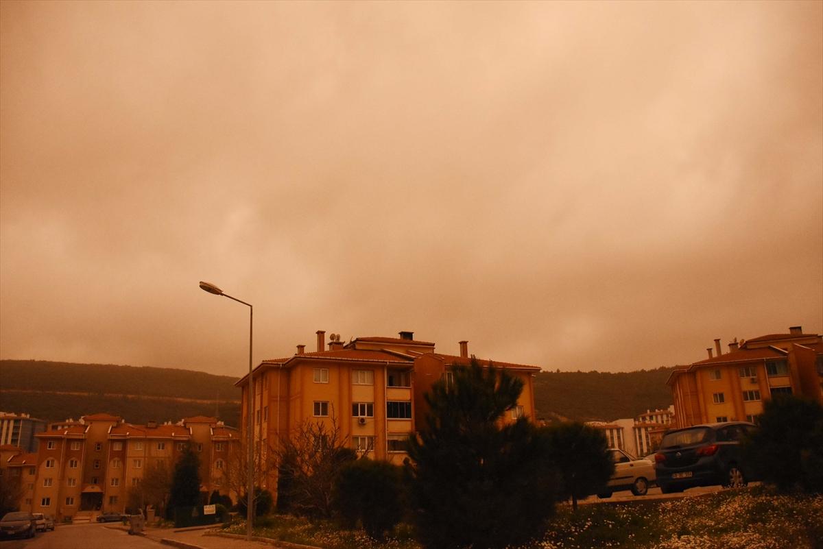 Meteoroloji uyardı! Eskişehir bölgesi için 'toz taşınımı' uyarısı