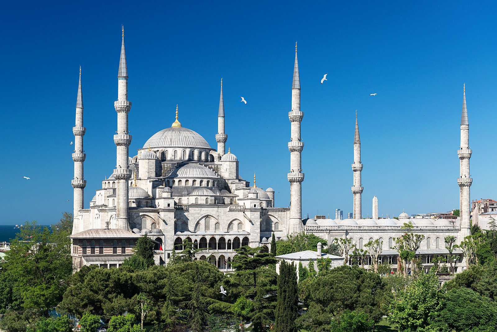 Güzel havanın tadını turistler çıkardı! Sultanahmet çevresinde turist yoğunluğu