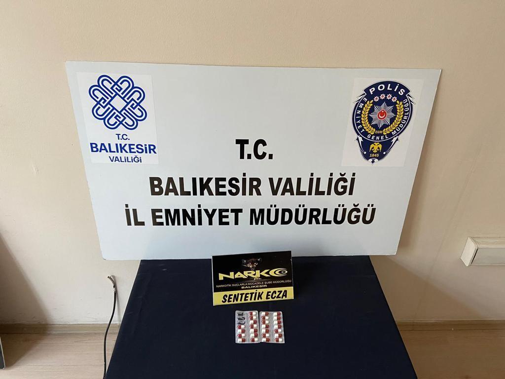 Zehir tacirlerine operasyon! Balıkesir'de 7 uyuşturucu şüphelisine gözaltı