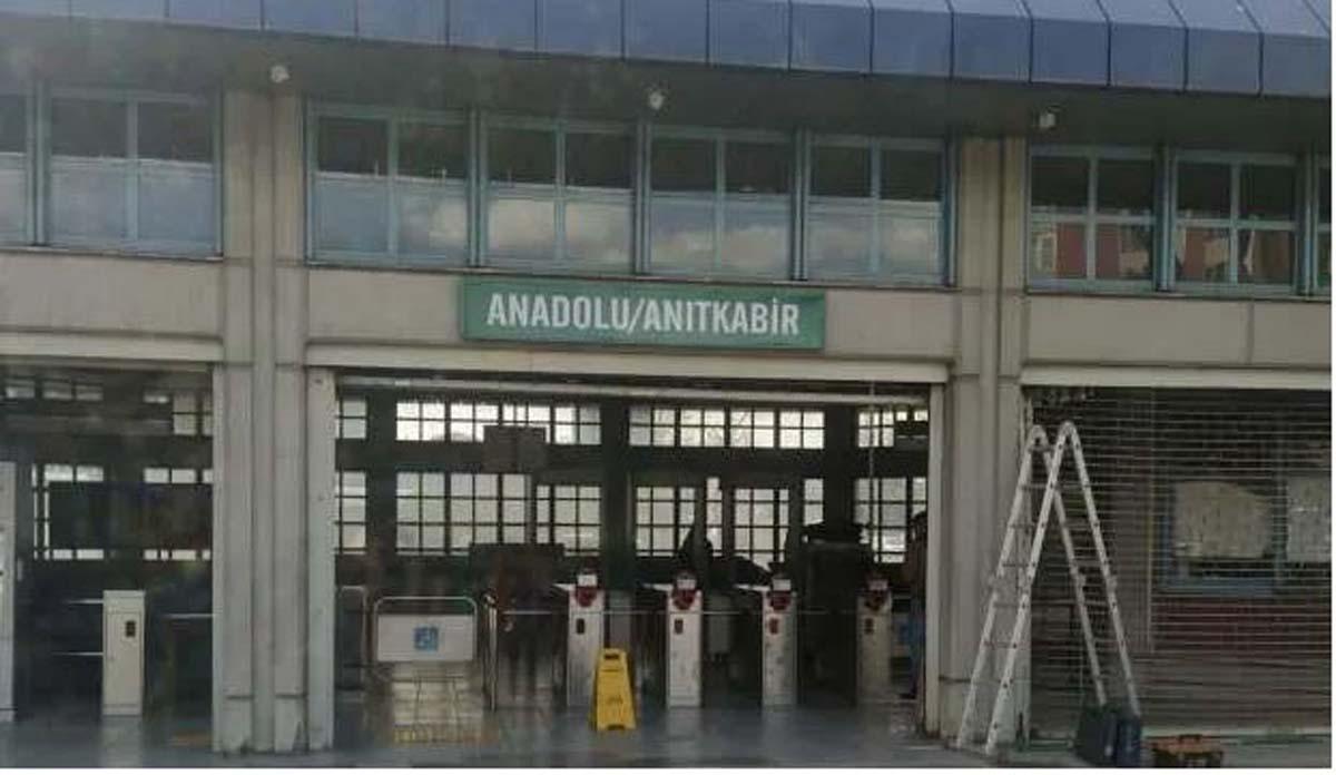 Ankara Anadolu istasyonun ismi 'Anıtkabir' olarak yenilendi!