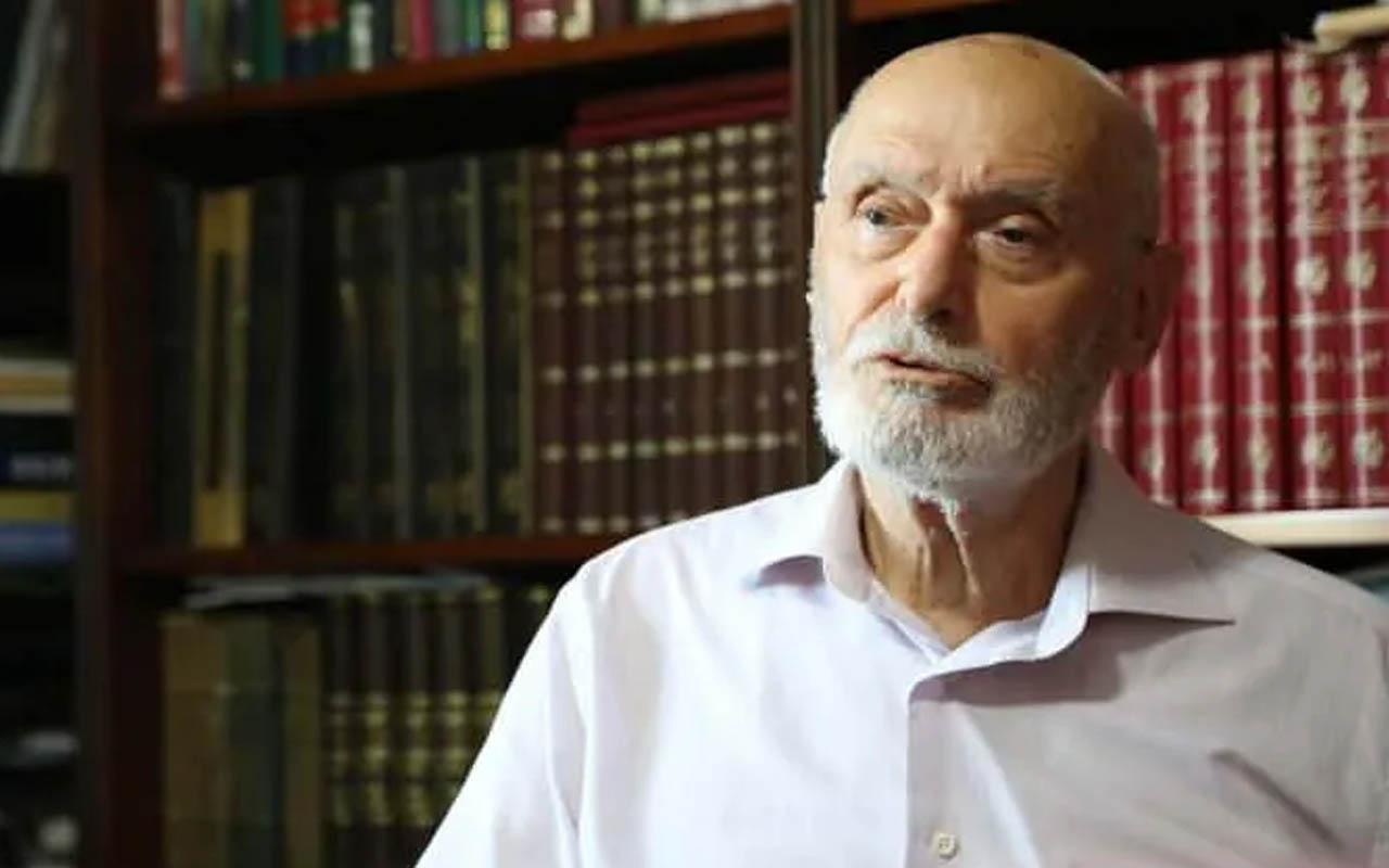 Ali Özek kimdir? Nereli? Kaç yaşında, neden öldü? | İlahiyatçı Prof. Dr. Ali Özek hayatı