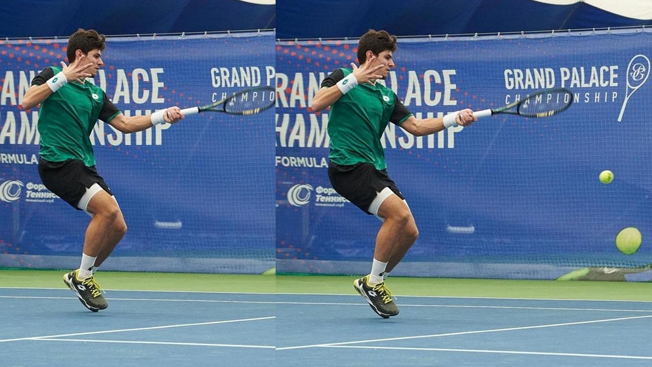 Gurur tablosu! Milli tenisçi Yankı Erel, Rusya'da şampiyon oldu