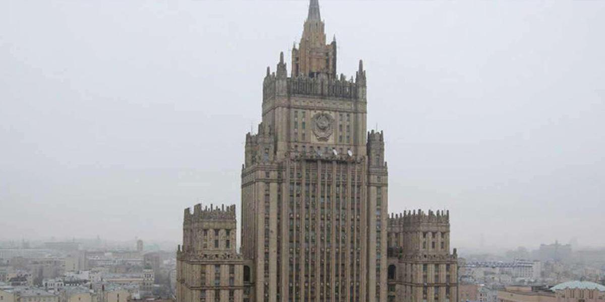 Rusya Dışişleri Bakanlığı'ndan flaş açıklama! 20 diplomat 'istenmeyen kişi' ilan edildi