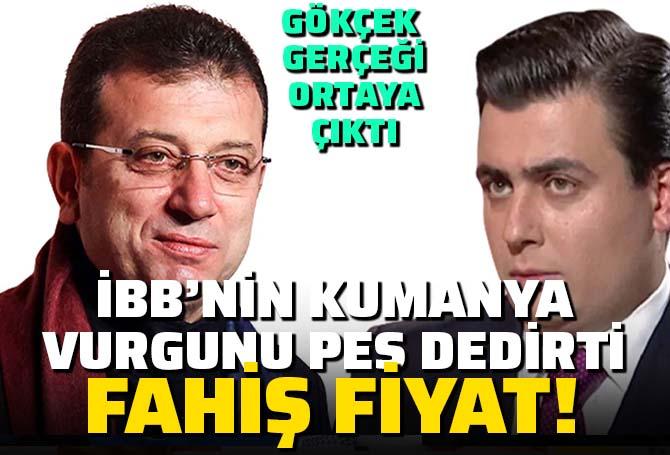 İBB'den Ramazan kumanyası vurgunu! Osman Gökçek canlı yayında açıkladı: 8,52 TL yerine 29 TL'ye almışlar?
