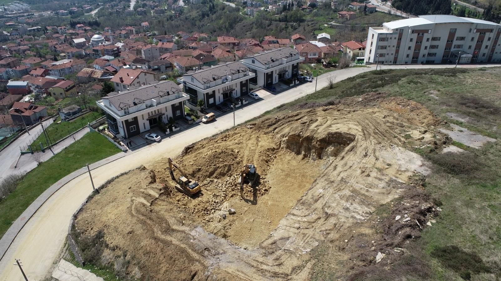 Kocaeli'de içme suyu projesi için çalışmalar başladı