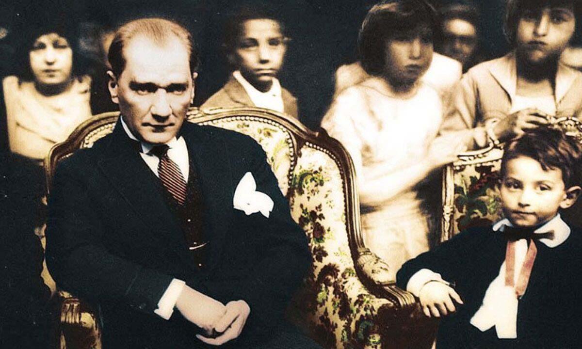 Atatürk 23 Nisan sözleri, Atatürk 23 Nisan konuşması