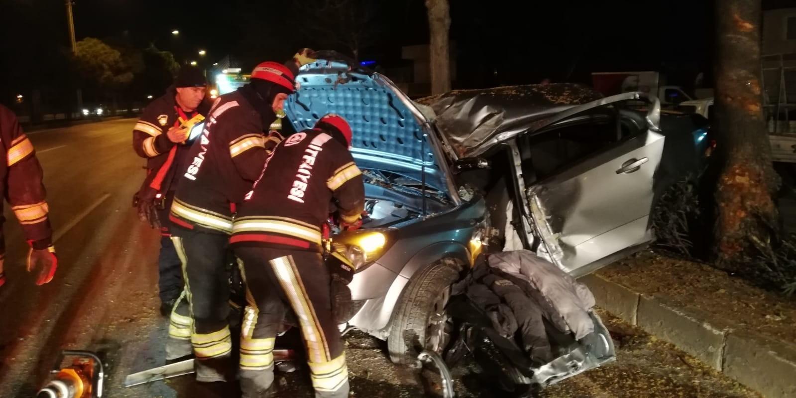 Denizli'de  son 1 haftada meydana gelen 74 trafik kazasında bir kişi hayatını kaybetti