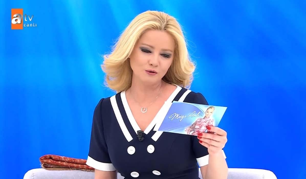 Müge Anlı canlı yayını bugün 20 Nisan Salı full izle | ATV CANLI İZLE linki YOUTUBE