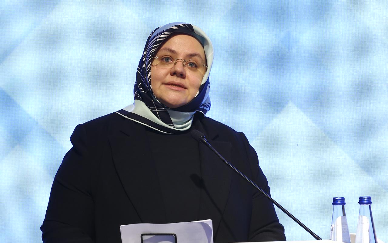 SON DAKİKA! Bakan Zümrüt Selçuk engelli raporu süresinin uzatıldığını açıkladı!