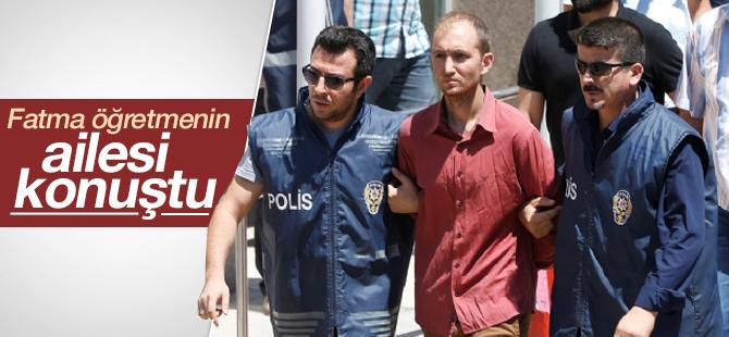 Fatma Kayıkçı'nın aile yakınları gazetecilere konuştu