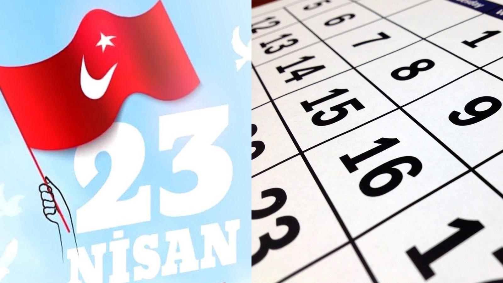 22 Nisan tatil mi 2021? 22 Nisan yarım gün mü 2021? 22 Nisan Perşembe öğleden sonra tatil mi 2021?