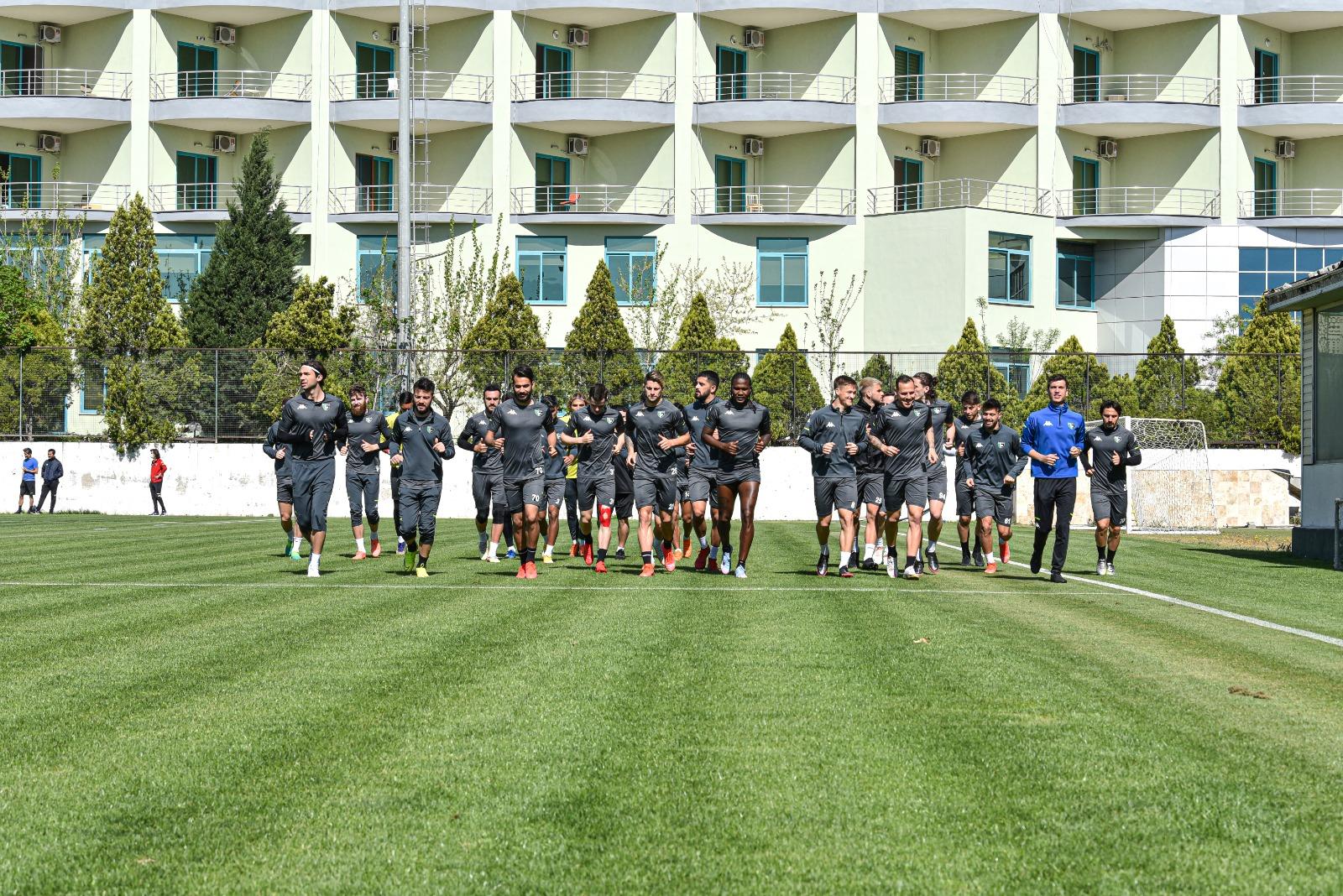 Denizlispor'da karşılaşma heyecanı! Takım, MKE Ankaragücü maçına hazır