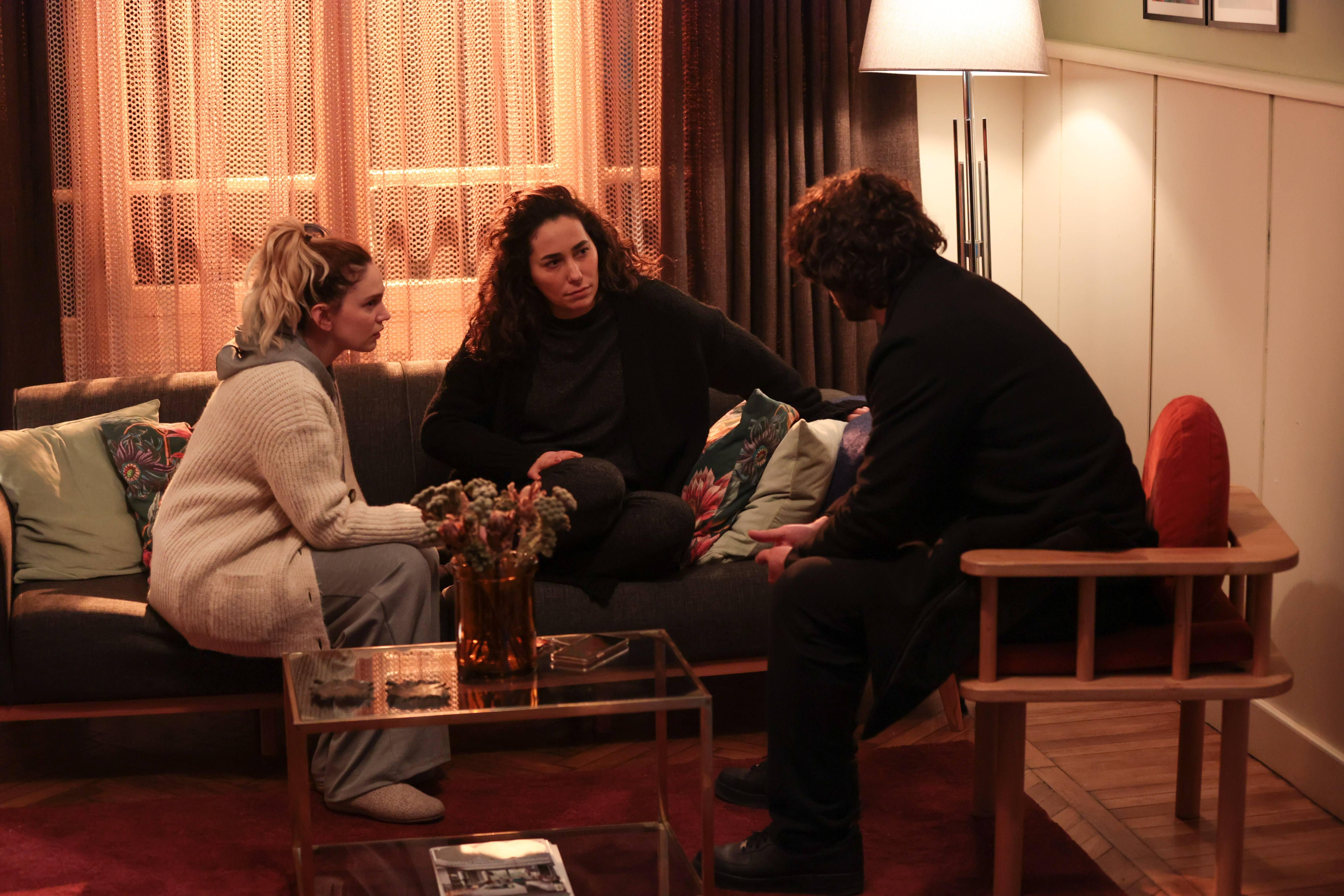 Masumlar Apartmanı 30. bölüm full izle Masumlar Apartmanı son bölüm TRT 1 full izle