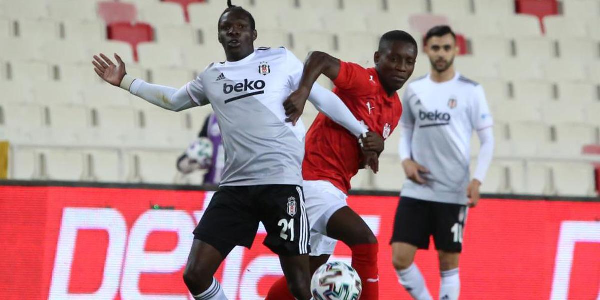 Sivasspor 0 - 0 Beşiktaş | MAÇ SONUCU