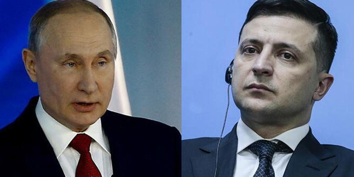 Ukrayna'dan Rusya'ya Donbass çağrısı!
