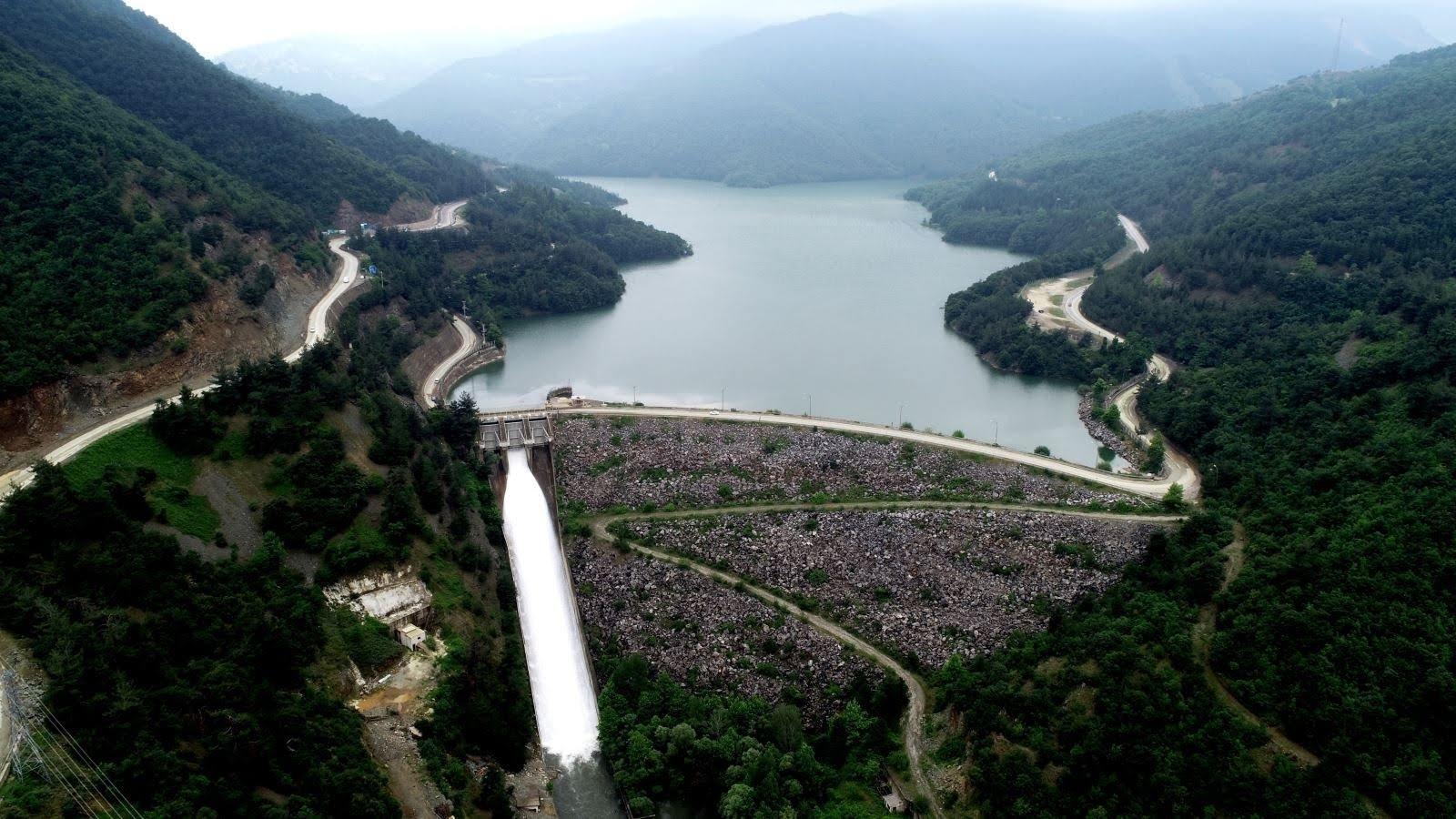 Barajlardan umut verici haber! Bursa barajlarının doluluk oranı ortalama yüzde 90 oldu