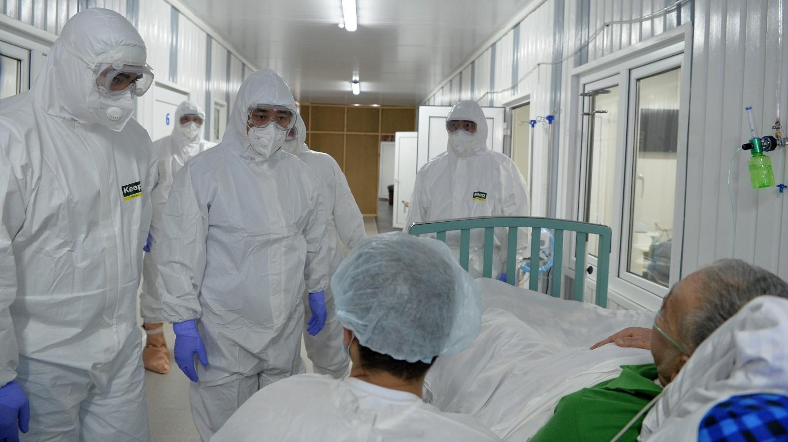 Kırgızistan Sağlık Bakanı önermişti! Covid-19'a karşı önerilen bitkiden 2 kişi zehirlendi
