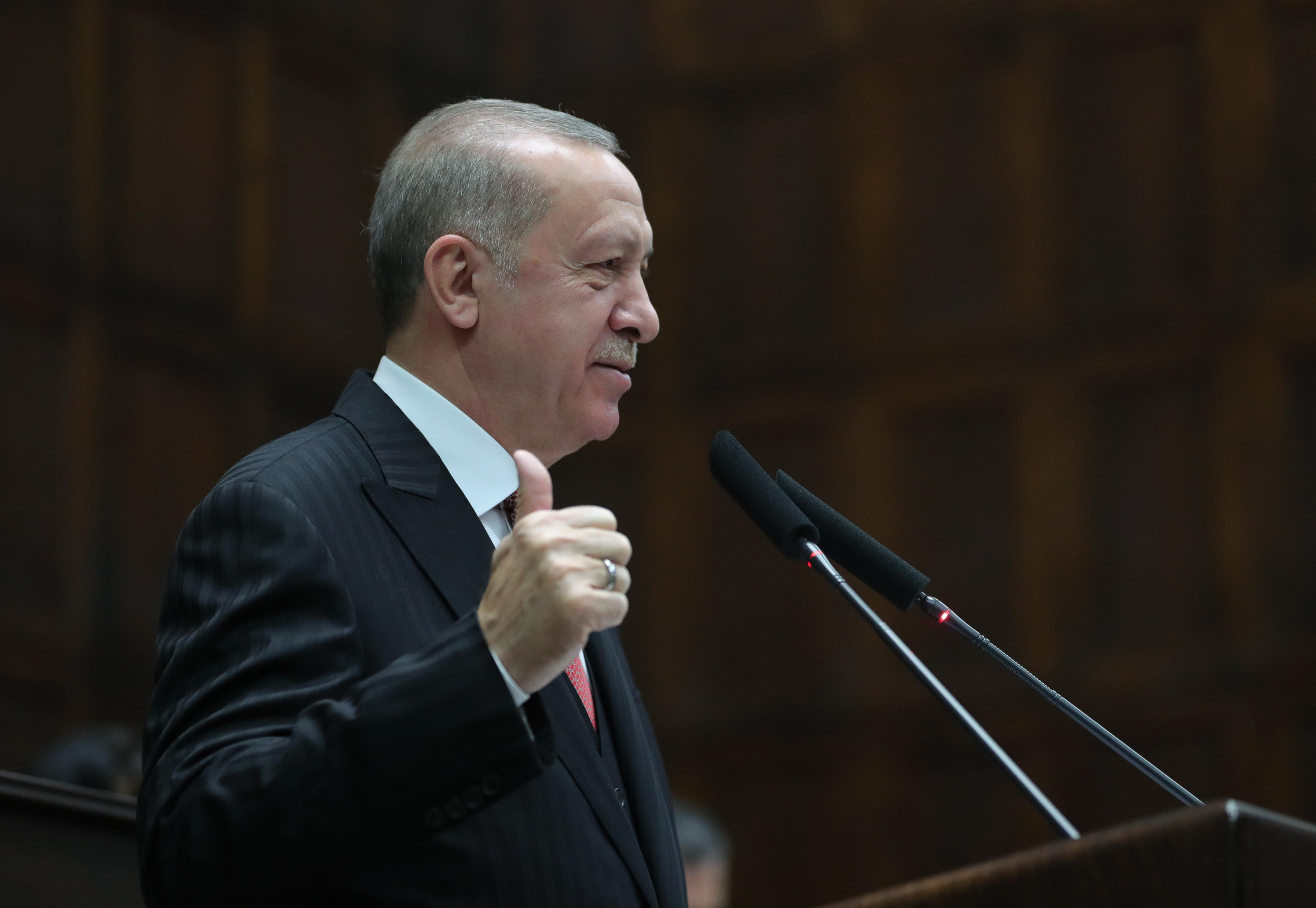Cumhurbaşkanı Erdoğan net konuştu: Ortada 128 milyar dolar diye bir rakam yok