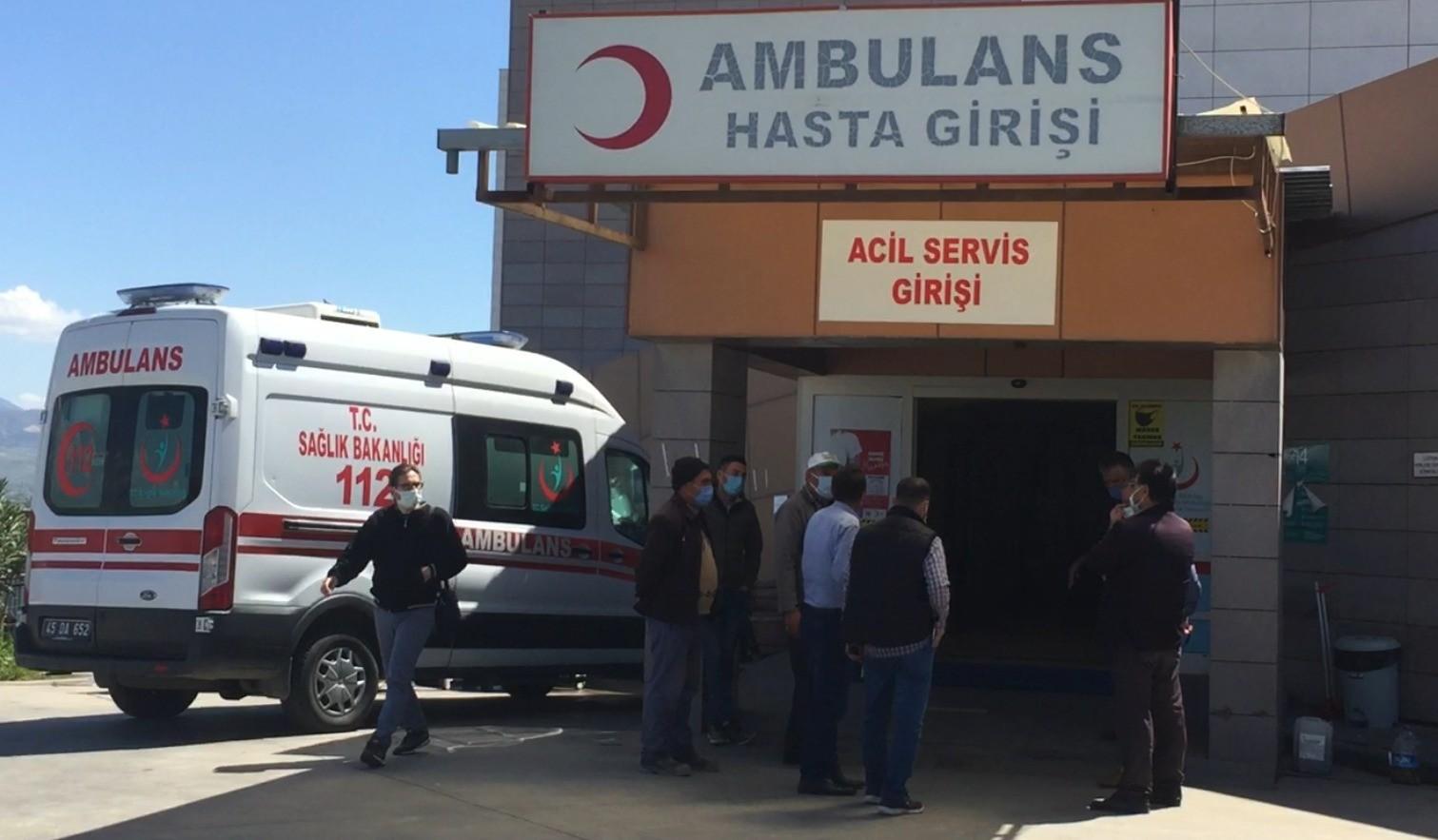 Arazi anlaşmazlığı kanlı bitti: Karı-koca vurularak yaralandı
