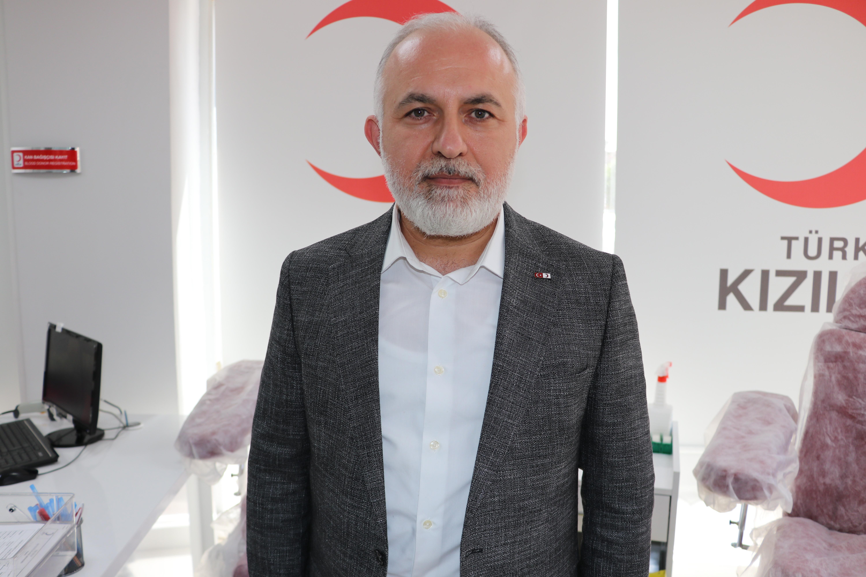 Türk Kızılay Genel Başkan Ramazan ayında vatandaşları kan bağışına davet etti
