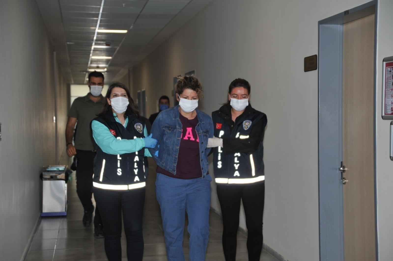 Aile mesleği haline getirdiler! Kolombiyalı karı koca hırsızlık çetesi çökertildi
