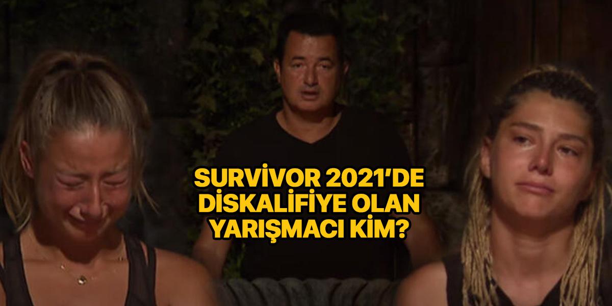 Survivor kim diskalifiye oldu? | Survivor Acil durum konseyinde kim elendi? 22 Nisan Perşembe