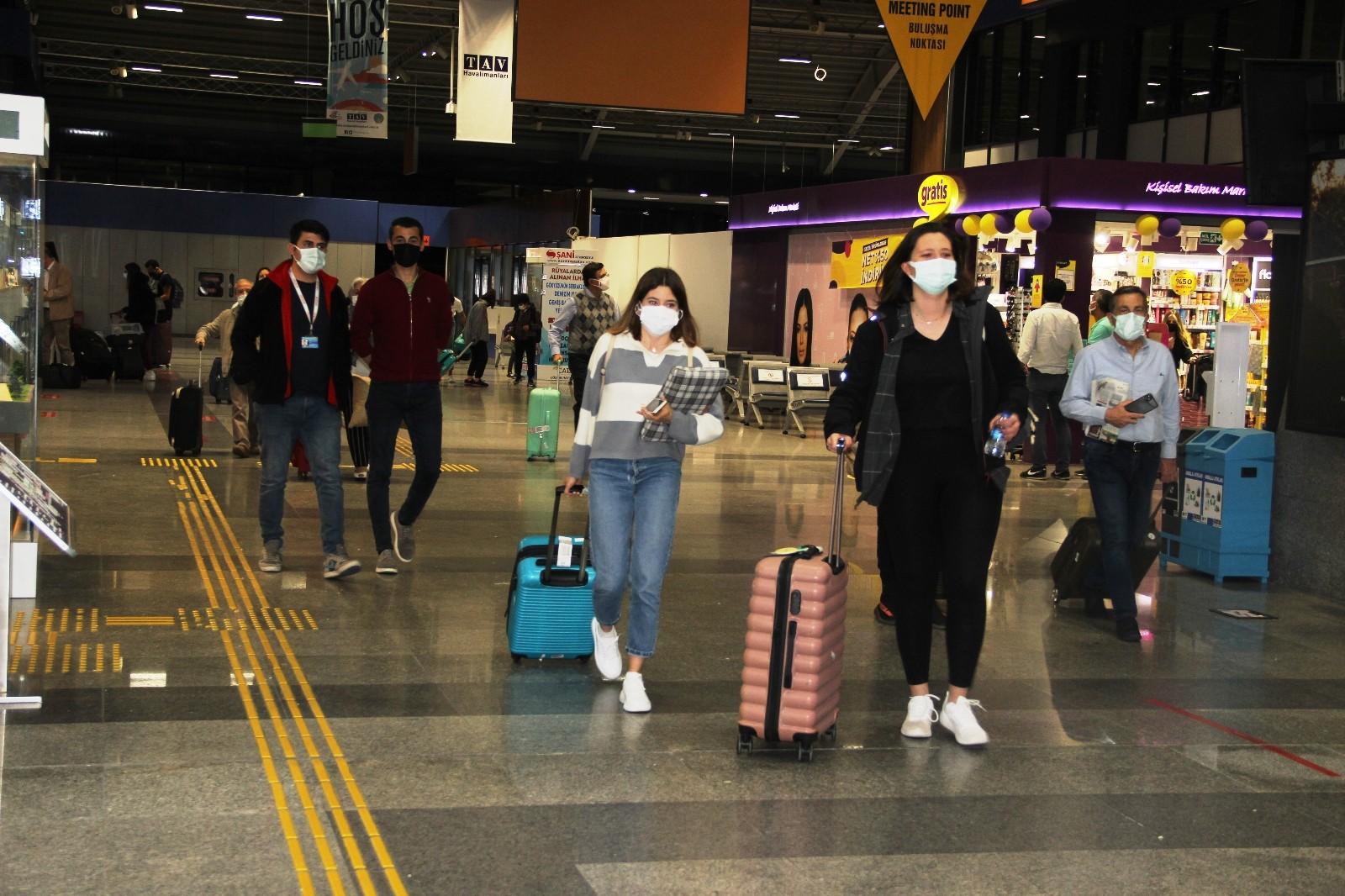 17 günlük kapanma kararından sonra Bodrum'a göç trafiği arttı