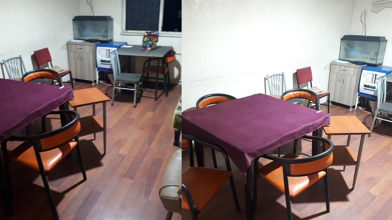 Kahramanmaraş'ta kumar baskını: 18 bin 900 lira para cezası