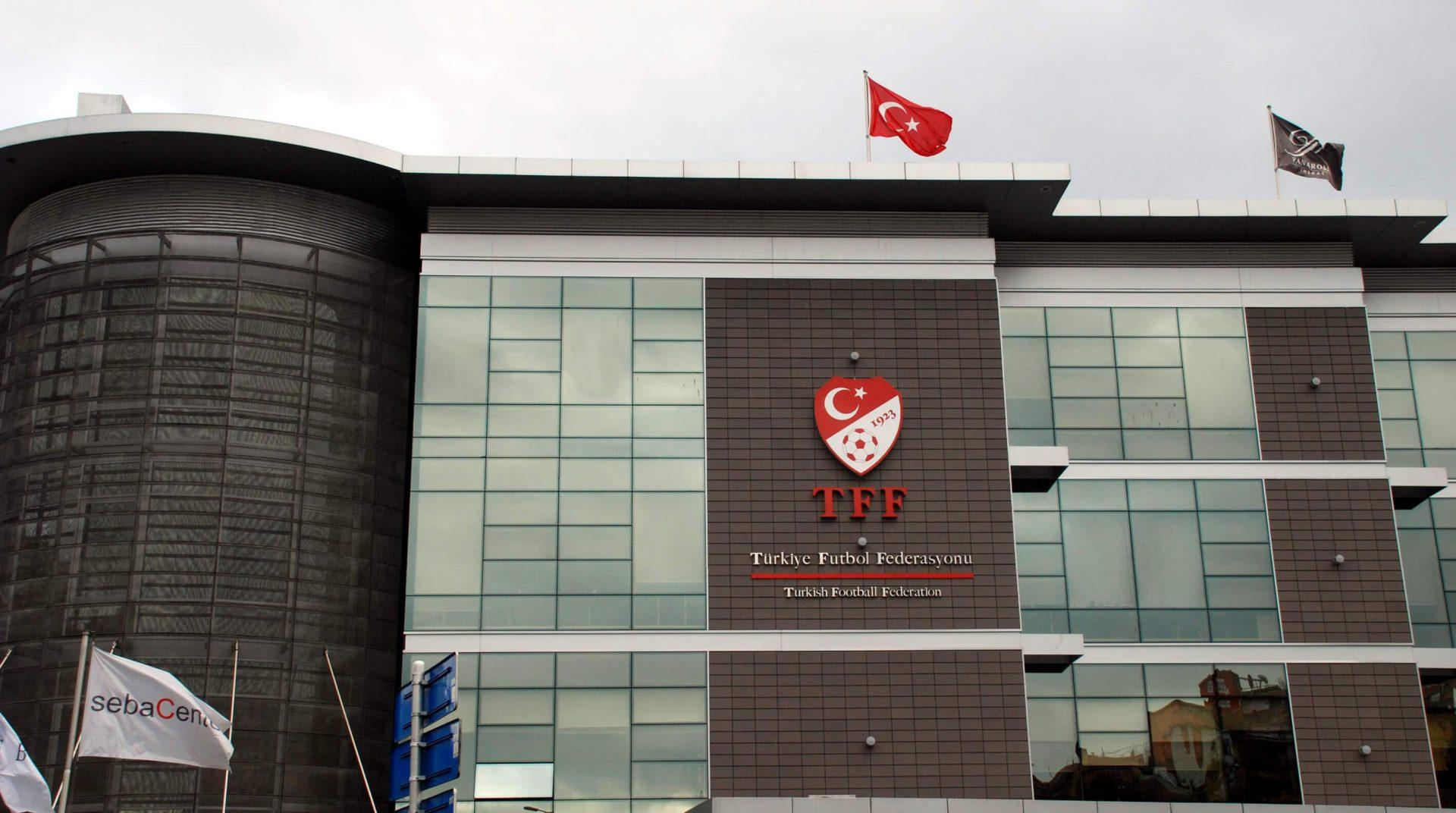 Son dakika | TFF'den harcama limiti açıklaması: Antalyaspor, Başakşehir ve  Gaziantep'e ihtar cezası