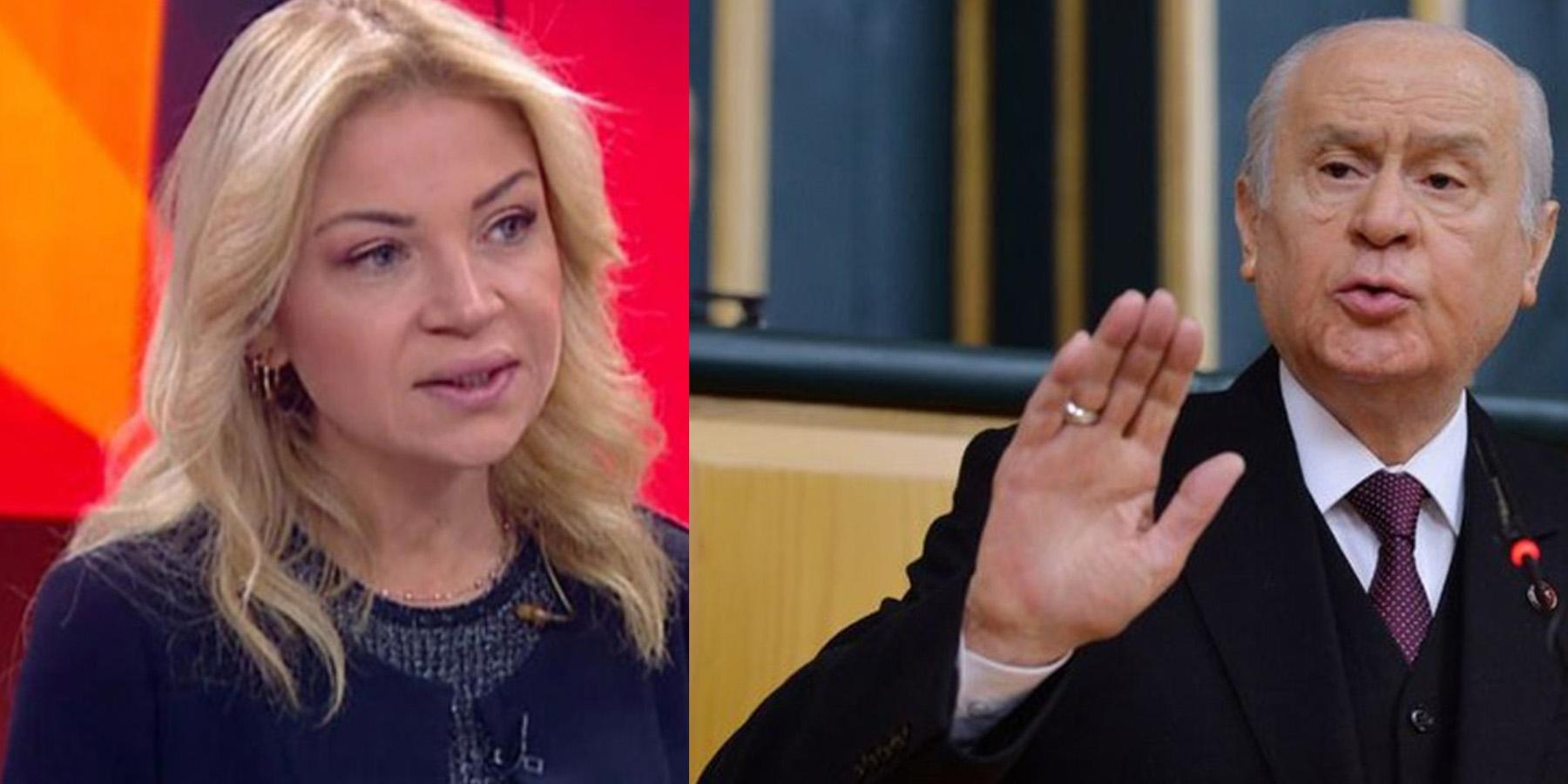MHP lideri Bahçeli'den HaberTürk'e sert tepki: HaberTürk izlemiyorum!