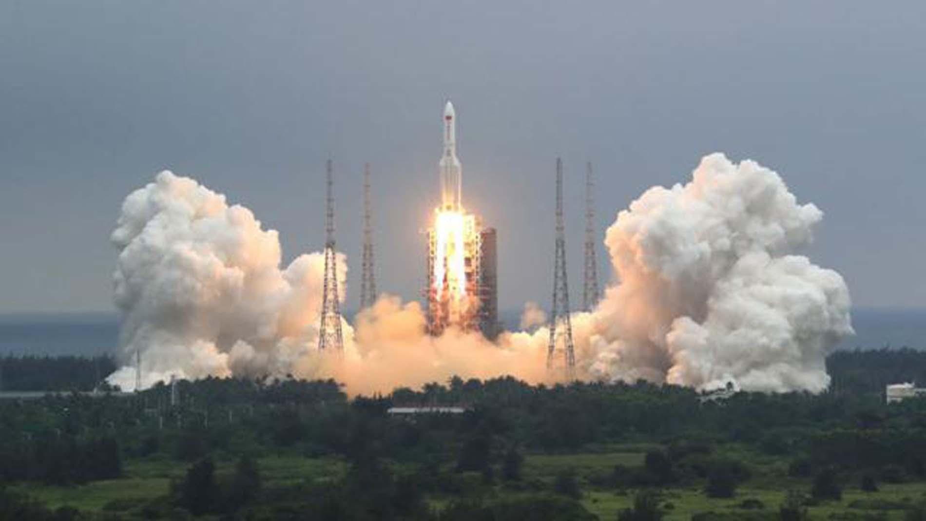 Çin'in uzaya fırlattığı roket, Türkiye'ye de düşebilir! İstanbul ve Ankara tehlikede